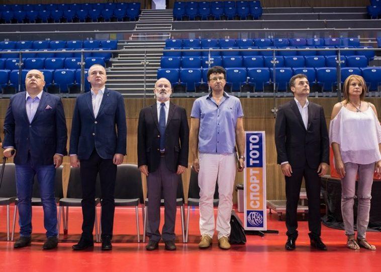 Министърът на спорта откри Европейското по хандбал във Варна (СНИМКИ)