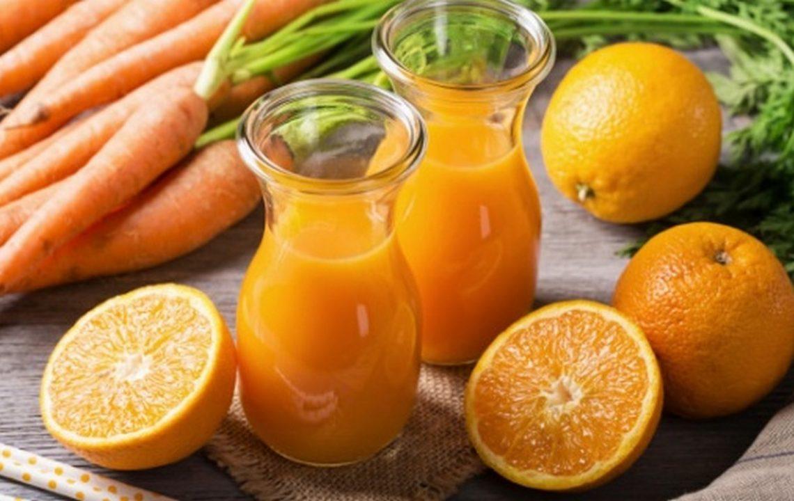 Моркови и портокали борят рака
