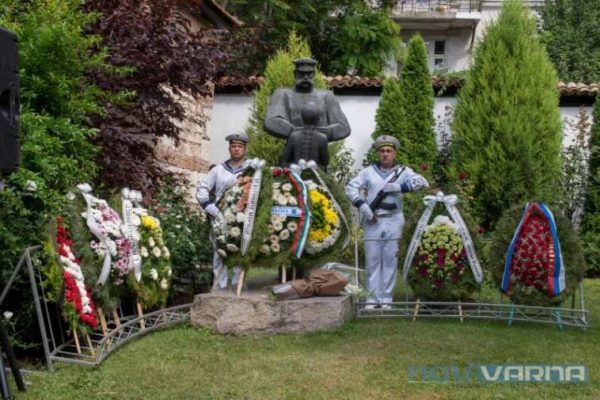 141 години от Освобождението на Варна