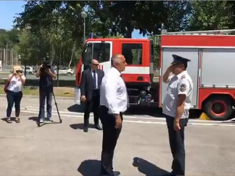 10% ръст на заплатите на пожарникарите от догодина