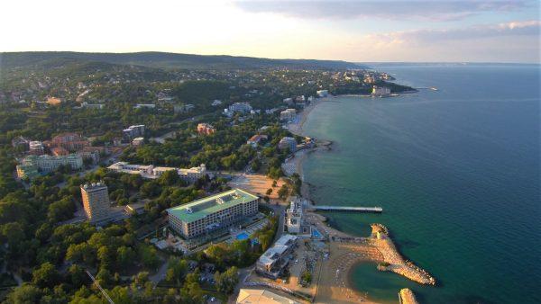 Четири изкуствени острова никнат край Варна