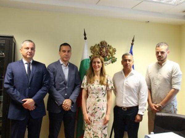 Кметът Иван Портних участва в работна среща за стимулиране на организирания туризъм