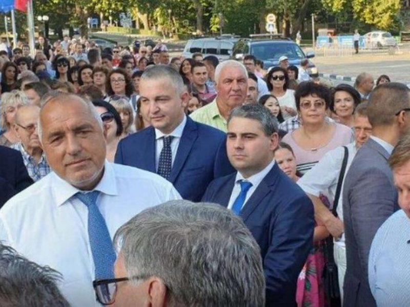 """Борисов: Аз имам един ангажимент към Албена и Варна – магистрала """"Хемус"""", и го изпълнявам! (ВИДЕО)"""
