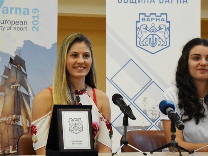 Юлияна Вълчева и Янина Тодорова: Силният отборен дух ни изведе до европейската титла