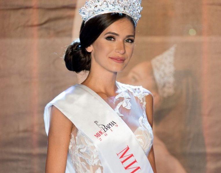 Румяна Данаилова бе избрана за Мис Варна 2019 на пищна церемония