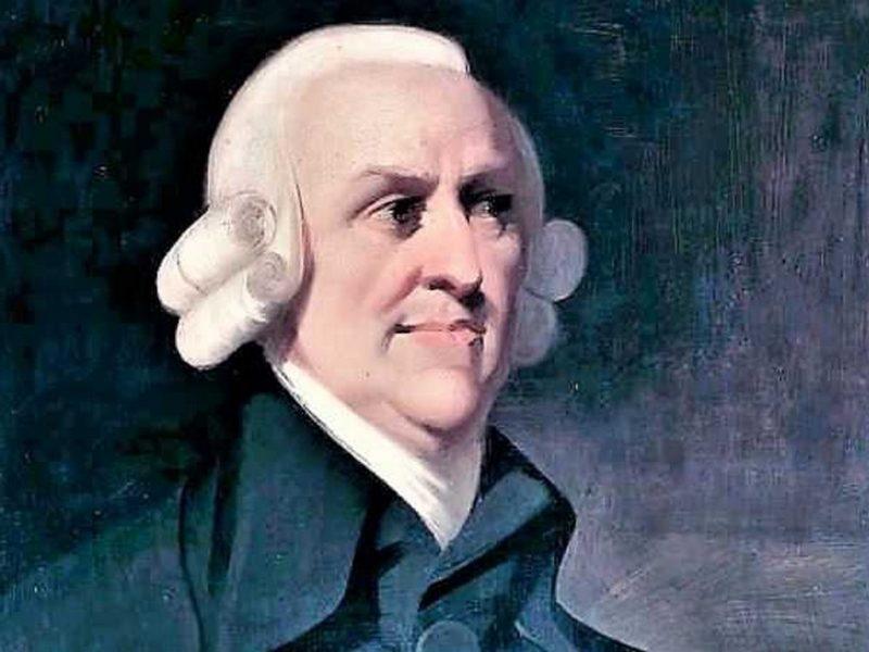 Заблужденията, включващи известна истина, са най-опасните: 20 цитата от Адам Смит