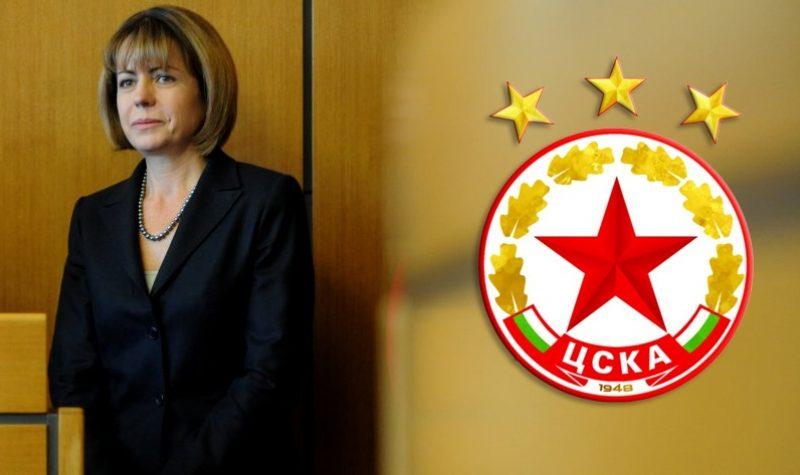ЦСКА: Вярваме на кмета Фандъкова за ползотворно сътрудничество по строежа на новия стадион