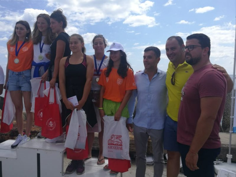 """Варненци са победители в 79-ия плувен маратон """"Галата-Варна"""""""