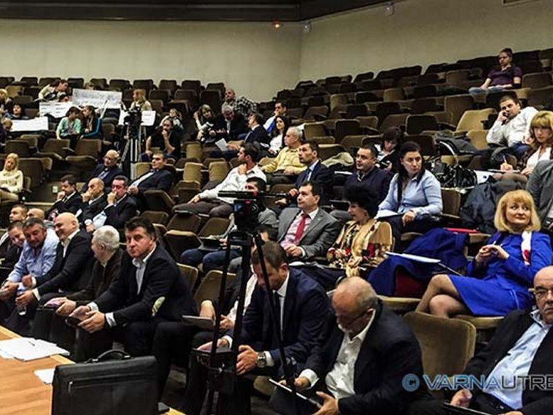 Днес е последното заседание на Общински съвет-Варна с мандат 2015-2019 г.