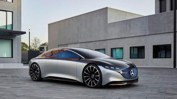 Mercedes EQS – S-класата на бъдещето