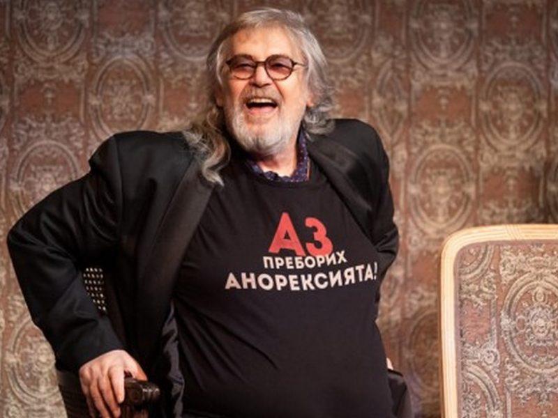 """Стефан Данаилов се завръща в """"Актрисата"""" днес на варненска сцена"""