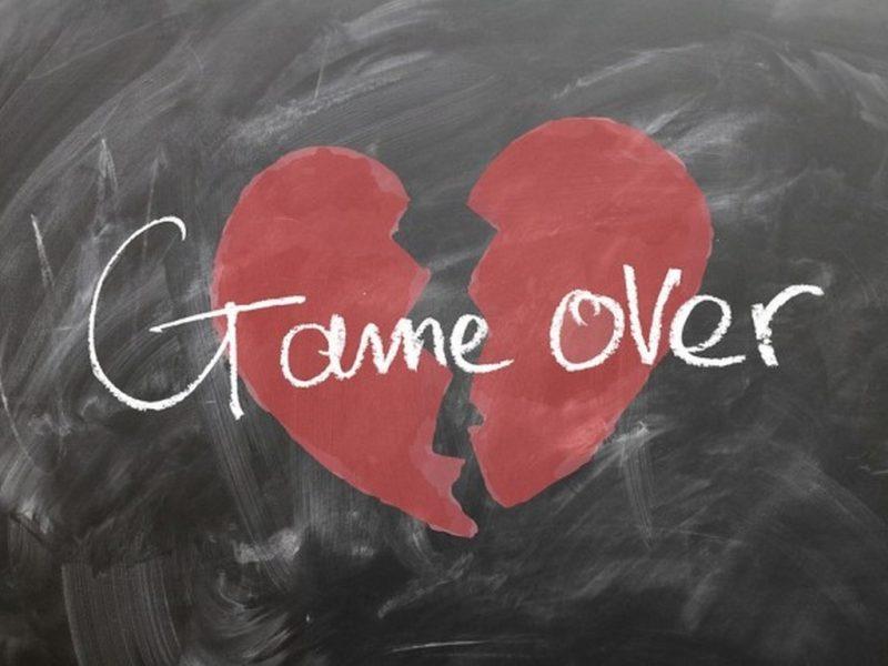 Разбитото сърце се лекува само с любов