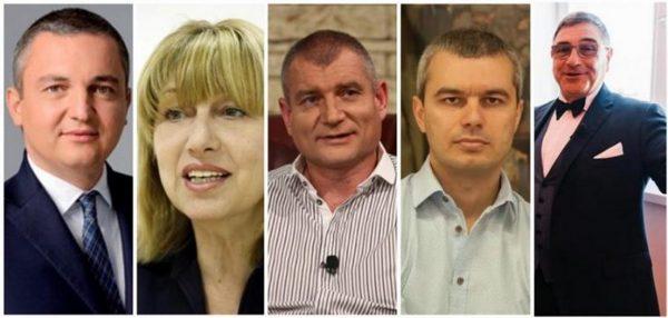 Петима са основните конкуренти за кметския стол на Варна