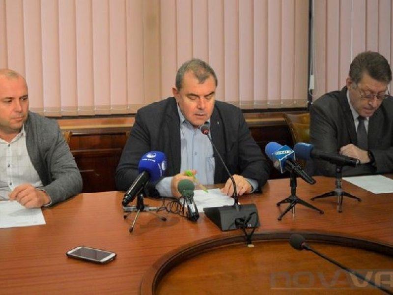 1,2 млн. лева за снегопочистване предвижда Община Варна
