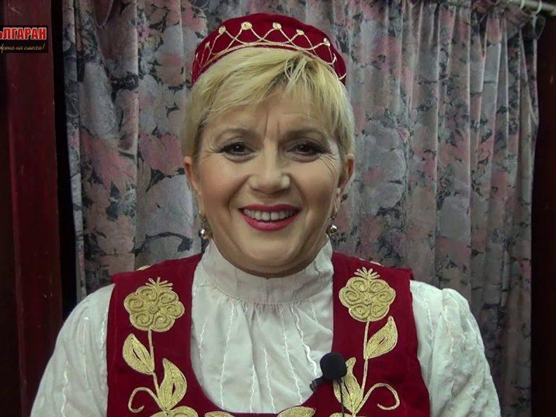 Николина Чакърдъкова с празничен концерт по случай 50 г. юбилей във Варна
