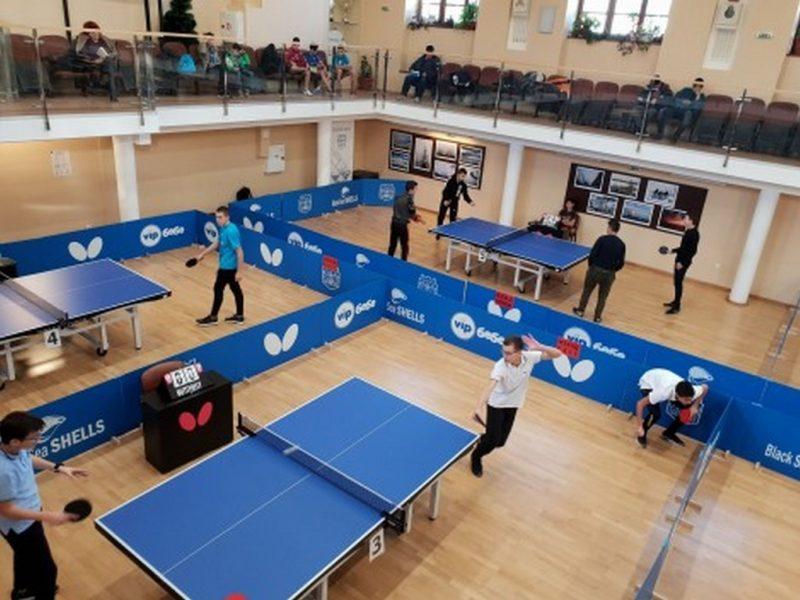Отворен турнир по тенис на маса ще се проведе тази събота и неделя във Варна