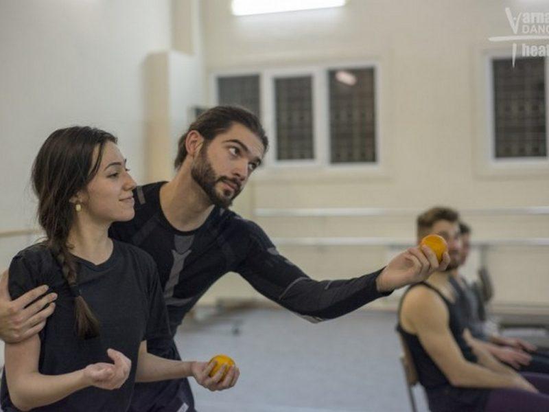 Представят нов танцов спектакъл във Варна