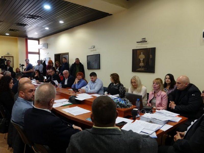 Финансовата комисия одобри актуализацията на бюджета на община Варна за 2019 г.