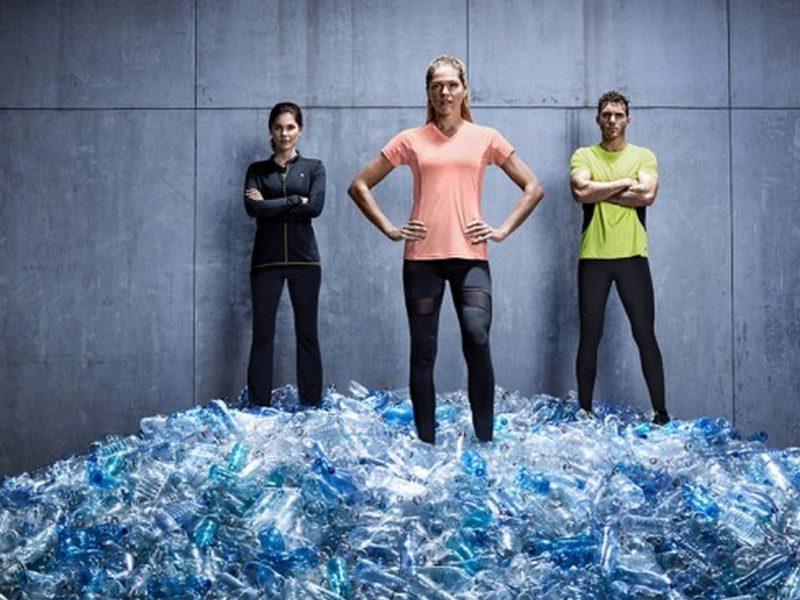 Наум Шопов и Теа Минкова избират лимитирана спортна колекция на Kaufland от рециклирана пластмаса