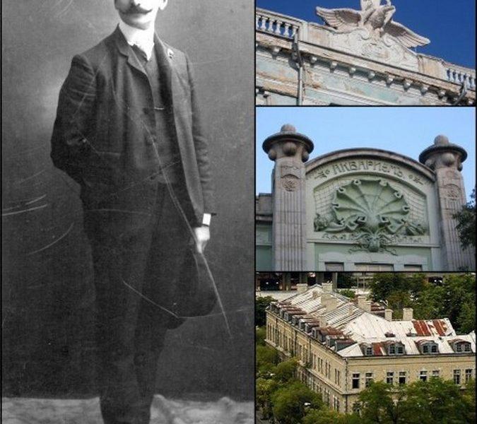 145 години от рождението на арх.Дабко Дабков, проектирал емблематични сгради във Варна
