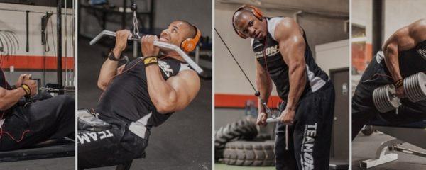 Фитнес тренировъчна програма за релеф и мускулна маса