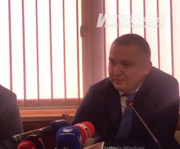 Иван Портних представи 20-те ключови за Варна проекти, които ще бъдат реализирани през 2020 г.