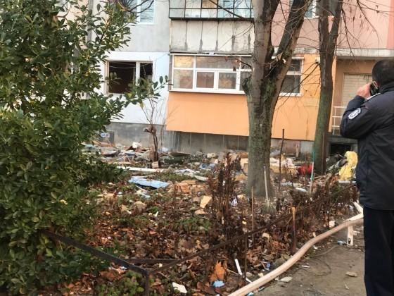 """Загиналите при палежа в блока във """"Владиславово"""" вече са двама!"""