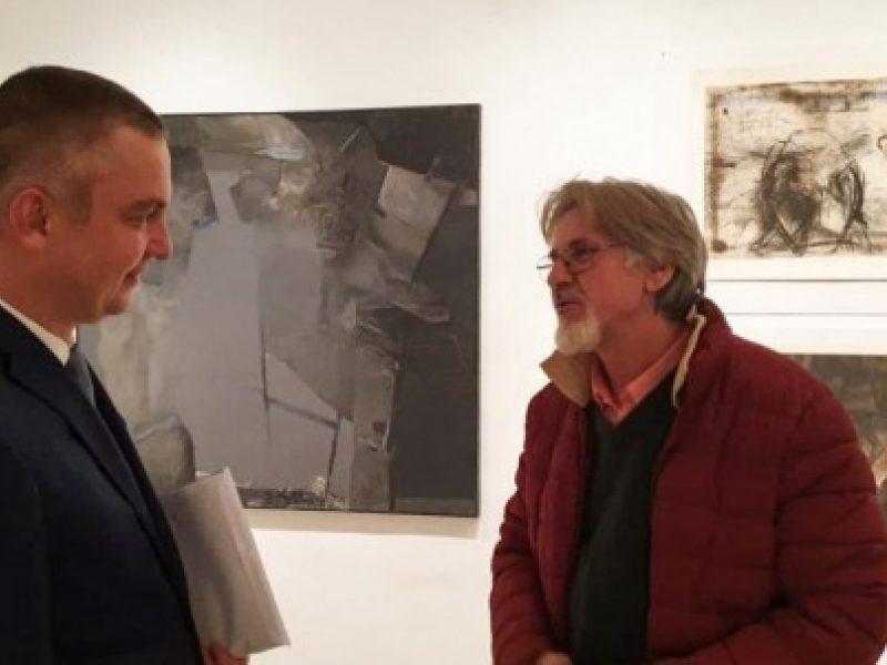 """Откриха изложбата """"Варненски художници от фонда на Галерията"""""""