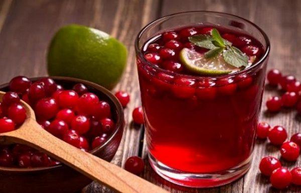 Сок от червени боровинки сваля повишеното кръвно налягане