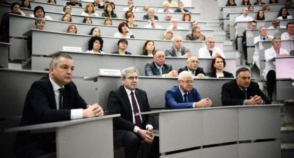 Избират новия ректор на Медицинския университет