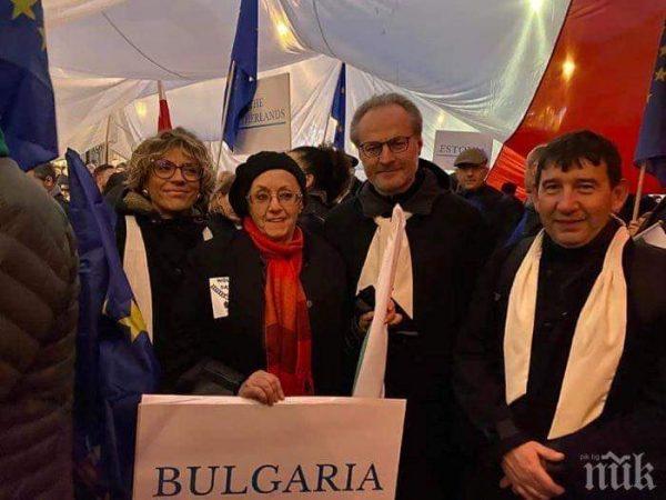 """СКАНДАЛ! Агент """"Станчо"""" от ДС платил пътуването на Лозан Панов и скандалната съдийка Цариградска във Варшава!"""