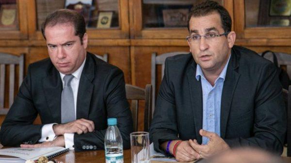 Черноморска академия за сигурност и Центърът за иновации и киберсигурност на Израел подписаха споразумение