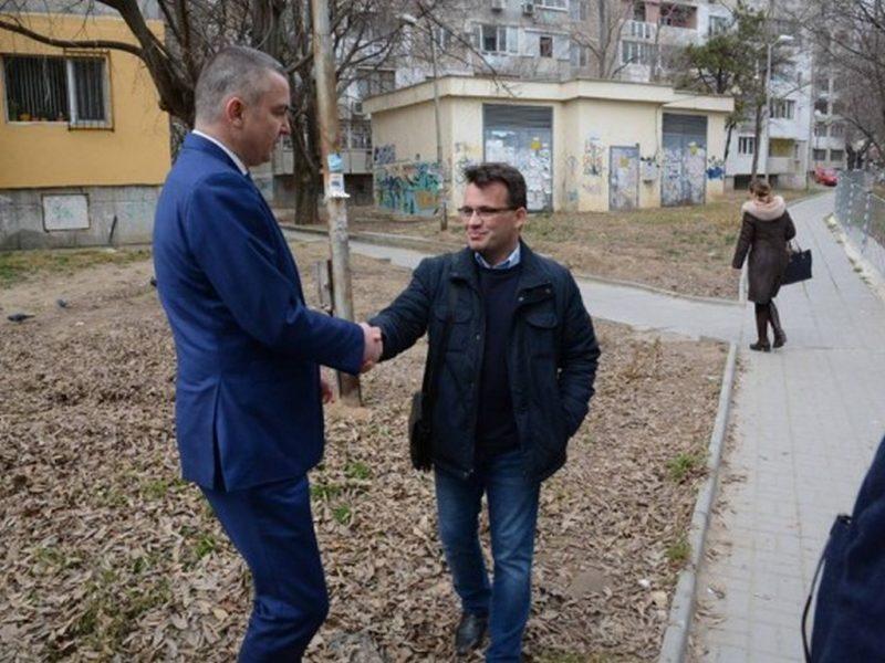 """Община Варна с втори опит за облагородяване на 17-ти микрорайон в кв.""""Левски"""""""