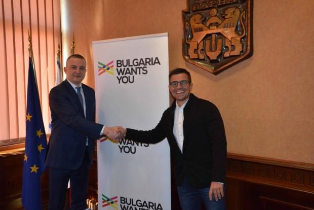Рекламират Варна в платформа, целяща да върне българите от чужбина
