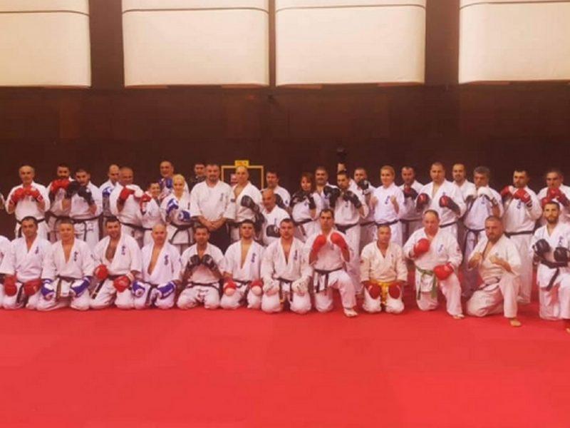 Българската карате киокушин федерация събра във Варна национали и инструктори (СНИМКИ)