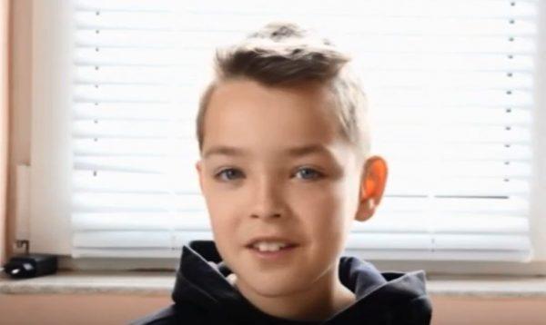 10-годишно момче се отказа от мечтата си за тротинетка, за да дари парите на местна болница