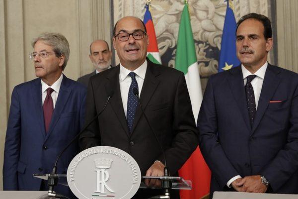 Нинова към италианския си колега: Без паника! С разум ще се справим с предизвикателството