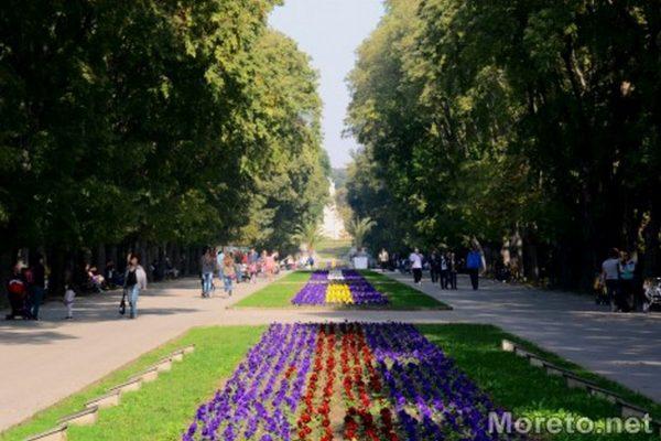 Забранена е разходката в Морската градина на Варна, както и във всички паркове и градинки