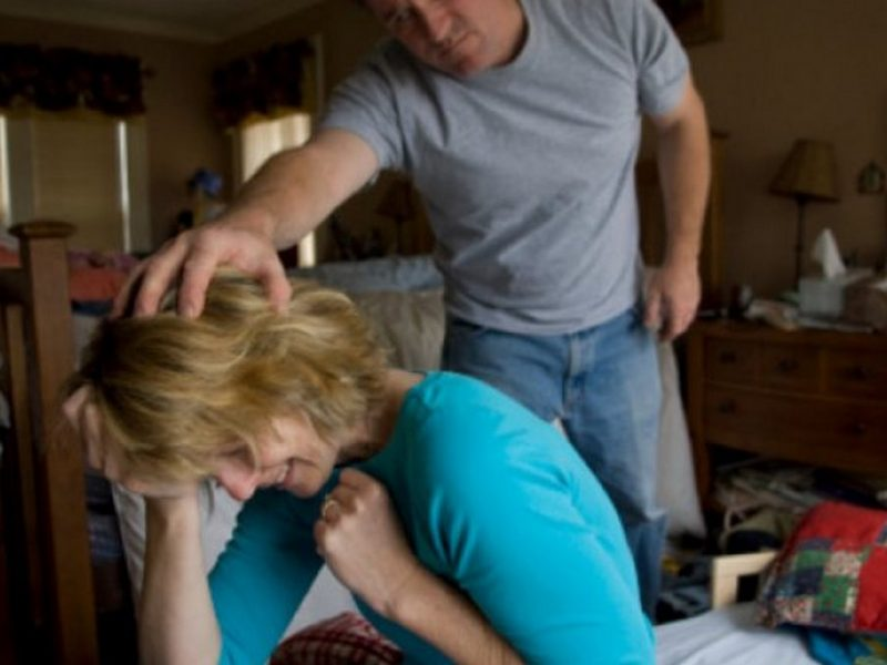 С всяка година жертвите на домашно насилие у нас са все повече