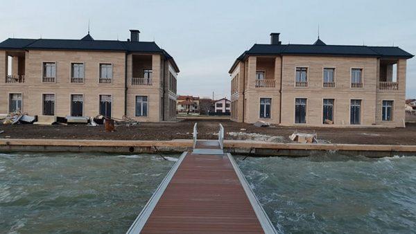 РИОСВ-Варна и БДЧР провериха строежа на брега на Варненското езеро