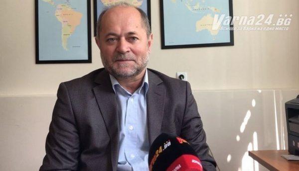 Проф. Стоян Маринов: Ако има туристически сезон, той ще е най-слабият от години във Варна!
