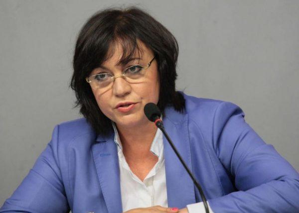 Корнелия Нинова: Обещанията на ГЕРБ се оказаха голи приказки