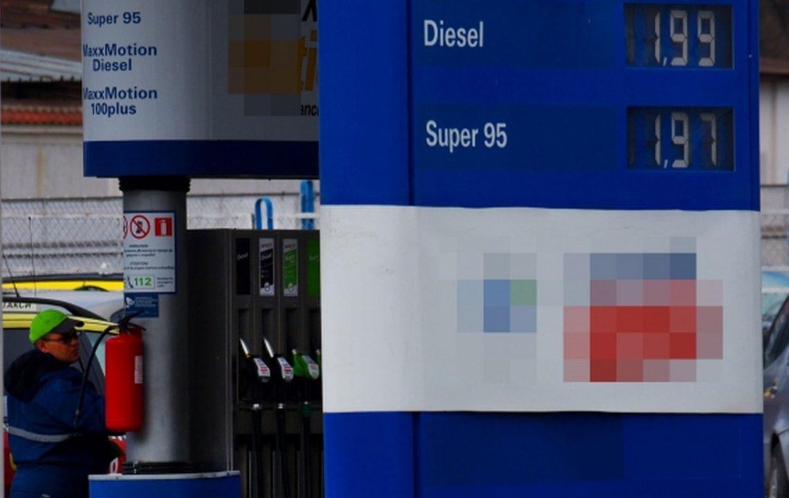 И във Варна бензинът падна под 2 лв.