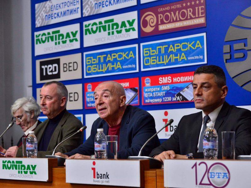 Георги Пирински: Не е възможно неолибералната система да даде възможност за развитието на културата