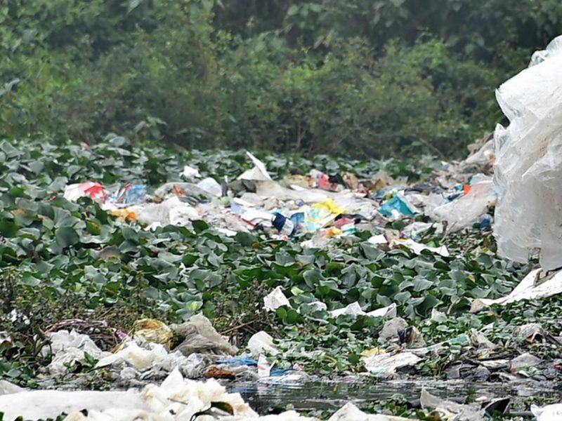 Въздухът е чист, но пластмасите ни заливат
