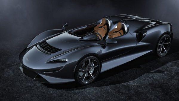 McLaren Elva – златните години на спортните коли идват в нова форма