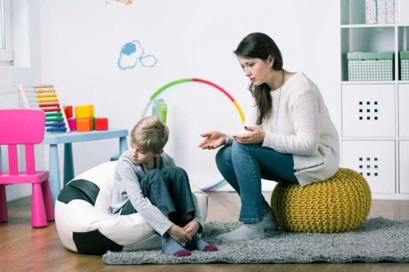 Как да говорим ефективно с детето