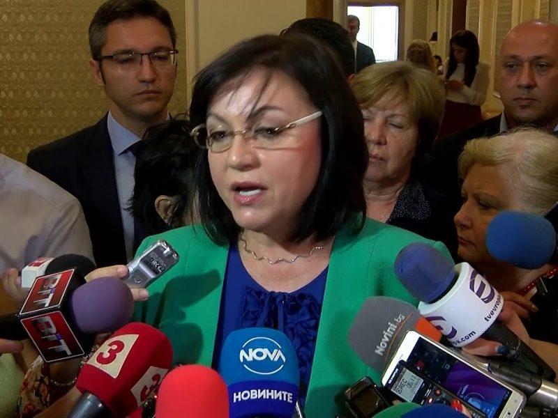 Корнелия Нинова: Кризата извади на показ много от пороците на политиката