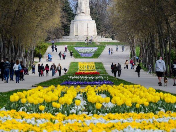 Варна може да отвори парковете от утре със заповед на кмета