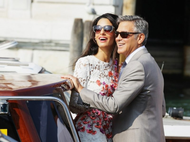 Разказана любов: Амал и Джордж Клуни